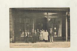 Cpa Union  Coopérative Du Laonnois - Succursale Au N° 4 à Laon Ville - Laon