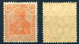 Deutsches Reich Michel-Nr. 141 Postfrisch - Ungebraucht