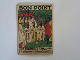 CH - Chromo- BON POINT - PHOSPHATINE FALIERES - COLONIES FRANCAISE - SOUDAN - TRIBUNAL INDIGENE - Trade Cards