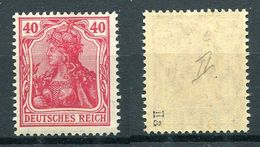 Deutsches Reich Michel-Nr. 145IIa Postfrisch - Geprüft - Ungebraucht