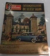 Action Automobile Octobre 1954 Spécial Salon 1954 2 CV Hotchkiss Delahaye Ferrari Aston Martin Scooters - Auto/Moto
