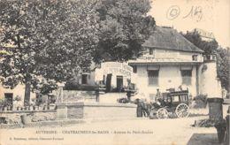 63-CHATEAUNEUF LES BAINS-N°R2156-F/0029 - Autres Communes