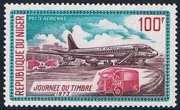 Niger - Journée Du Timbre PA 213 (année 1973) ** - Niger (1960-...)