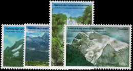 Tanzania 2006 Famous East African Mountains Unmounted Mint. - Tanzania (1964-...)