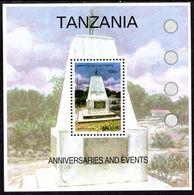 Tanzania 2005 Anniversaries And Events Souvenir Sheet Unmounted Mint. - Tanzania (1964-...)