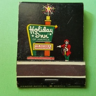 Allumette - HOTEL - USA - VENICE - HOLIDAY INN ...... - Matchboxes