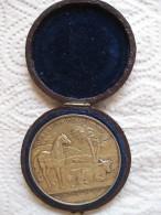 Algérie Médaille En Vermeil (argent Massif) Oran, Alger, Constantine, Concours 1876 Par.E.ROYER - France