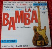 MAXI 45 TOURS LIO LOS PORTOS - -LA BAMBA - 45 T - Maxi-Single