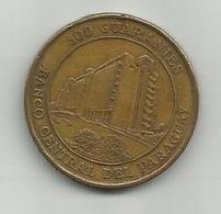 Paraguay 500 Guaranies 1997. - Paraguay