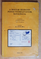 POSTAL STATIONERY Catalogue Katalog Hungary Hongrie Hongarije NO 3 - 1990 - Number Of Copies 450!!! - Stamp Catalogues