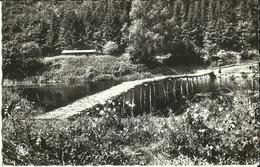 Laforêt S/ Semois -- Le  Pont  De  Claies.  (2 Scans) - Vresse-sur-Semois