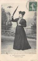 88-ROMONT-FEMME A  BARBE MLLE CUGNIN-N°R2158-E/0131 - France