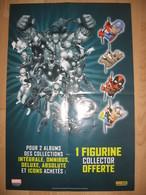 Affiche MARVEL PANINI Comics (Deadpool, ...) - Affiches & Offsets