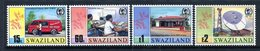 Swaziland 1990 Stamp World London '90 Set MNH (SG 565-568) - Swaziland (1968-...)