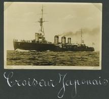 Bateau. Croiseur Japonais. Militaria. - Boats