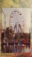 KAZAKHSTAN. Kostanay / Kustanay . Attraction Wheel 1972 - Kazakhstan
