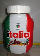 NUTELLA EDIZIONE SPECIALE ITALIA EUROPEI 2016 VUOTO 1000 G - Nutella