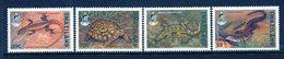 Swaziland 1992 Reptiles Set MNH (SG 602-605) - Swaziland (1968-...)