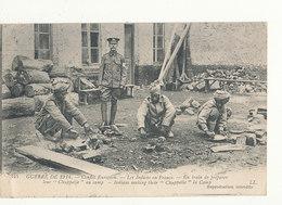GUERRE DE 1914 LES INDIENS EN FRANCE - Guerre 1914-18