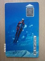 F173 Saut à Ski 50U SC4 S/E (6) - Jeux Olympiques