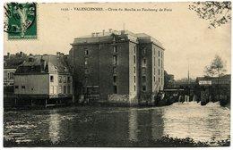 VALENCIENNES - Chute Du Moulin Au Faubourg De Paris.N° 1132, éditeur Inconnu - Valenciennes