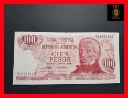 ARGENTINA 100 Pesos L. 18.888/69 P. 297 Serie B UNC - Argentinië