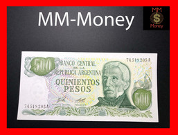 ARGENTINA 500 Pesos P. 303 Serie A  UNC - Argentine
