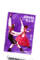 0,43 EURO -  - La JOTA - 2001-10 Oblitérés