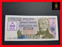 ARGENTINA 50.000 50000 Australes P. 332  UNC - Argentine