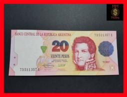 ARGENTINA 20 Pesos Convertibles P. 343 B Serie A - Argentine