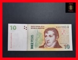 ARGENTINA 10 Pesos P. 354 Serie Q  UNC - Argentinien