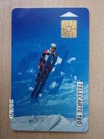 F174A Saut à Ski 120U S03 - Jeux Olympiques