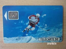 F193 Hockey Sur Glace 50U SC4 S/E (6) - Jeux Olympiques