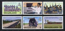 Swaziland 2013 'Towards 2022' MNH (SG 813-818) - Swaziland (1968-...)