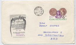 CZECHOSLOVAKIA 1979 1800th Anniversary Of Trencin 6 Kc. Envelope, Used.  Michel U58 - Postal Stationery