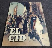 """Altes FFS-Filmprogramm (gelocht) - SOPHIA LOREN In """"EL CID"""" Mit Charlton Heston, Raf Vallone ... - 181644 - Magazines"""