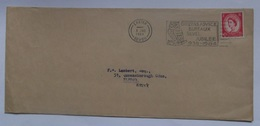 GB - 1964 Cover With Slogan Postmark: `Citizens Advice Bureaux Silver Jubilee` - Covers & Documents