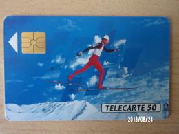 F205B Ski De Fond 50U GEM - Jeux Olympiques
