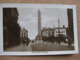 War Memorial, Southport, Lancashire (RP) - Monumenti Ai Caduti