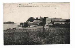 41 - Loir Et Cher - Saint Dyé Sur Loire - Vue Générale Sur La Loire - France