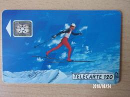 F206 Ski De Fond 120U SC4 S/E - Jeux Olympiques