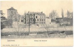 Salzinnes NA4: Château Des Balances - Namur