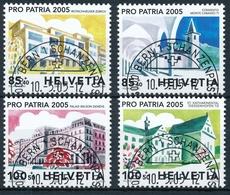 288-291 / 1918-1921 Pro Patria 2005 - Sauber ET Gestemelt - Oblitérés
