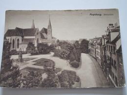 Domplatz - Augsburg