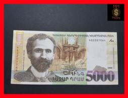ARMENIA 5.000 5000 Dram 1998 P. 46  UNC - Arménie