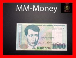 ARMENIA 1.000 1000 Dram 2001 P. 50 B - Arménie