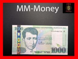 ARMENIA 1.000 1000 Dram 2011 P. 55 UNC - Arménie