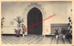 H Vincentius à Paulo Gesticht - Ingang Kapel - Waarschoot - Waarschoot