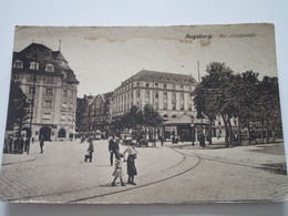 Am Konigsplatz - Augsburg