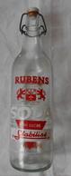Très Vieille Bouteille De Soda Rubens ( Années 50) - Soda